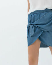 Zara Straight, Pencil Casual Plus Size Skirts for Women
