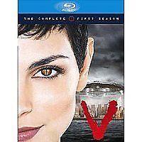 V - Series 1 (Blu-ray, 2010)