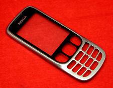Original Nokia 6303 Front Cover Frame Rahmen Displayglas Oberschale Gehäuse