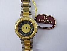 New Vintage ORIGINAL Omega case quartz goldfield bracelet lady Seamaster (O215)