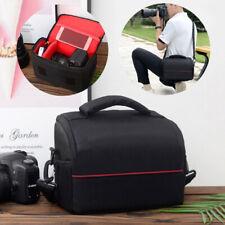 Waterproof Camera Bag Carry Shoulder Backpack Strap Digital DSLR For Nikon Canon