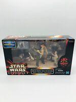 Star Wars Episode 1 Mos Espa Encounter Vintage 1999 By Hasbro Vintage Figurine