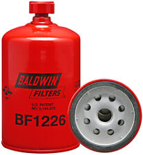 Baldwin Filter BF1226, Fuel/Water Separator Spin-on with Drain