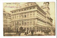 CPA - Carte postale -Belgique - Antwerpen-Hotel de Ville -1915 - S2051