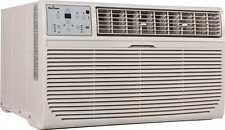 Garrison 10,000 BTU Through the Wall Air Conditioner with Heat, 230/208 Volt