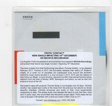 (HU630) Froth, Contact - DJ CD