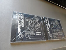 Lot of 2: Country Music Cavalcade Nashville Graffiti - Disc 1 & 2 music CDs NEW!
