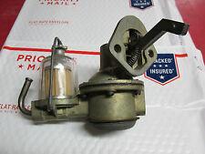 1963 63 1964 64 1965 AMC RAMBLER 196 I6 AMERICAN CLASSIC REBUILT 619 FUEL PUMP