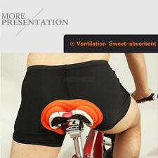 3D Gel  Mens Bike Bicycle Padded Shorts Underwear Pants Cycling Clothing