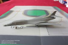 Herpa Wings USAF Rockwell B-1B Bomber Lancer Georgia ANG Diecast Model in 1:200
