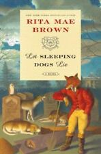 Let Sleeping Dogs Lie by Rita Mae Brown (2014, Hardcover)