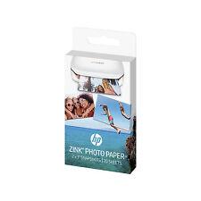 HP ZINK Fotopapier 5 x 7.6 cm für HP Sprocket Photo Printer 20 Stück (Blätter)