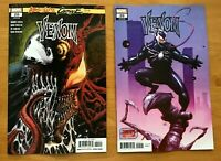 Venom 20 Kyle Hotz Main Cover + Khoi Pham 2099 Variant Cover Marvel Comics VF/NM