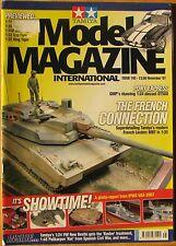 TAMIYA INTERNATIONAL MODEL MAGAZINE....ISSUE NO. 145  NOVEMBER '07