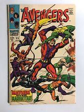 The Avengers #55 (Aug. 1968, Marvel) High Grade 1st. Full Appearance of Ultron
