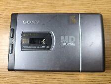 Sony Mz-E40 Md Walkman Portable Minidisc Player