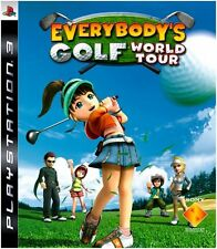 Everybody's Golf - Playstation 3 (PS3) - UK/PAL