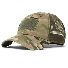 Genuine Notch Multicam Operator Mesh Cap Adjustable One Size Free UK Postage