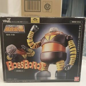 Soul of Chogokin GX-10 BossBorot Mazinger Z BANDAI Action Figure robot go nagei