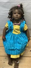 Annette Himstedt 27� Ayoka Reflections of Youth Lifelike Doll