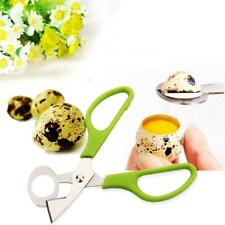 US Stainless Steel Blade Quail Egg Scissor Cigar Cutter Kitchen Gadgets