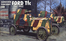 Ford TFC WW1 Armored Car (1/72 model kit, RPM 72100)