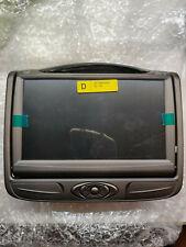 INVISION Rear DVD Headrest Monitor A Factory Slimline 7 Inch-10 SSLM7EA1 OEM NOS