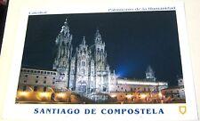 Spain Santiago de Compostela Patrimonio de la Humanidad - posted 2007