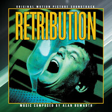 Retribution - Complete Score - Limited 1000 - Alan Howarth