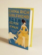 "Kevin Kwan ""China Rich Girlfriend"" faux mini book for FR, Barbie,12"" dolls"