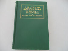 New York State Agriculture History Vintage Farming Food Northeast NYC 1933