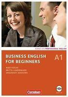 Business English for Beginners - Neue Ausgabe: A1 - Kurs... | Buch | Zustand gut