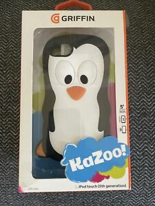 Griffin KaZoo Case for iPod Touch 5th and 6th generation Animals Kids Penguin