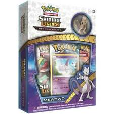 POKEMON SHINING LEGENDS * Mewtwo Pin Box Collection