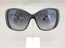 Original Roberto Cavalli Sonnenbrille Potentilla 672S Farbe 01B Schwarz Strass