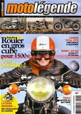 MOTO LEGENDE 199 INDIAN 1200 BIG CHIEF TRIUMPH T100 DUCATI 125 NOUGIER Frères