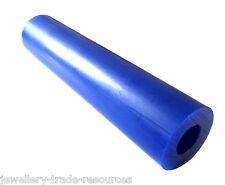 BLUE Carving Wax Ø 34mm Anello Tubi Gioielleria cera persa di colata 15mm centro foro