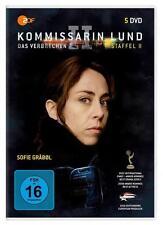 Kommissarin Lund - Das Verbrechen (Staffel II) [5 DVDs] - Neu