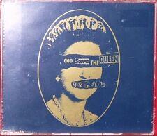SEX PISTOLS - GOD SAVE THE QUEEN CD SINGLE Sigillato