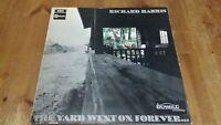 Richard Harris – The Yard Went On Forever... Vinyl LP Album 33rpm 1968
