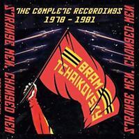 Bram Tchaikovsky - Strange Men, Changed Men: The Complete Recordings 1 (NEW 3CD)