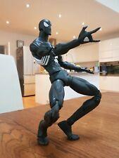 1/6 scale Marvel Toy Biz Spider-Man 12 inch Figure Black version