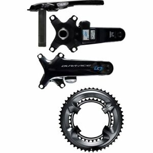 Stages Power R Shimano Dura-Ace R9100 Road Bicycle Cycle Bike Power Meter Black