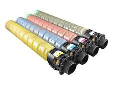 Ricoh MP C2003, C2503, C2004, C2504 Toner Cartridge Color Set - 4 Pack KCMY (841