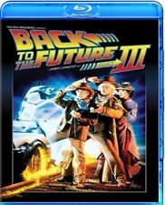 Back to the Future Part III Blu-ray disc Only, Please read