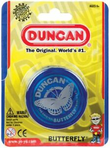 Duncan Toys Beginner Butterfly Yo-Yo with String - Assorted Colours