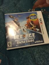 Ice Age: Continental Drift -- Arctic Games  (Nintendo 3DS, 2012)