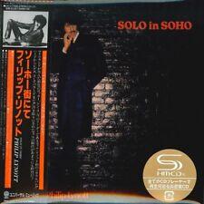 PHILIP LYNOTT-SOLO SOHO-JAPAN MINI LP SHM-CD Ltd/Ed G00