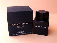 ENCRE NOIRE   LALIQUE   POUR HOMME   EAU DE TOILETTE 100ml  SPRAY NEUF