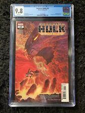 Immortal Hulk #12 CGC 9.8 1st App of The One Below All